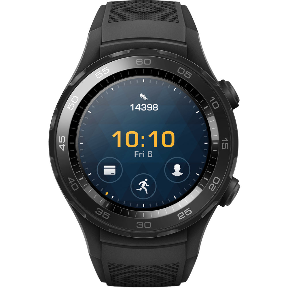 Huawei Smart Watch 2 Wifi Bluetooth - Nero