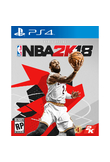 PS4 Game NBA 2K18 Standard Edition per PlayStation 4