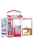 Casa di Barbie componibile con Bambola inclusa