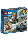 LEGO City Fuga in Montagna - 60171