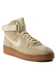 Scarpe NIKE - Air Force 1 High AA1118 100 Muslin/Muslin/Gum Med Brown