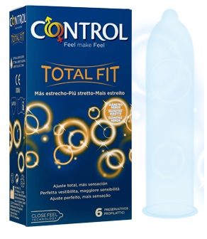 CONTROL*Total Fit 6-Prof.