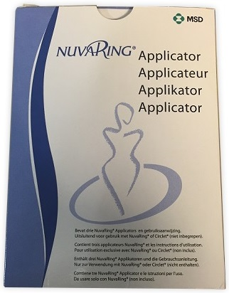 NUVARING Applicator 3pz
