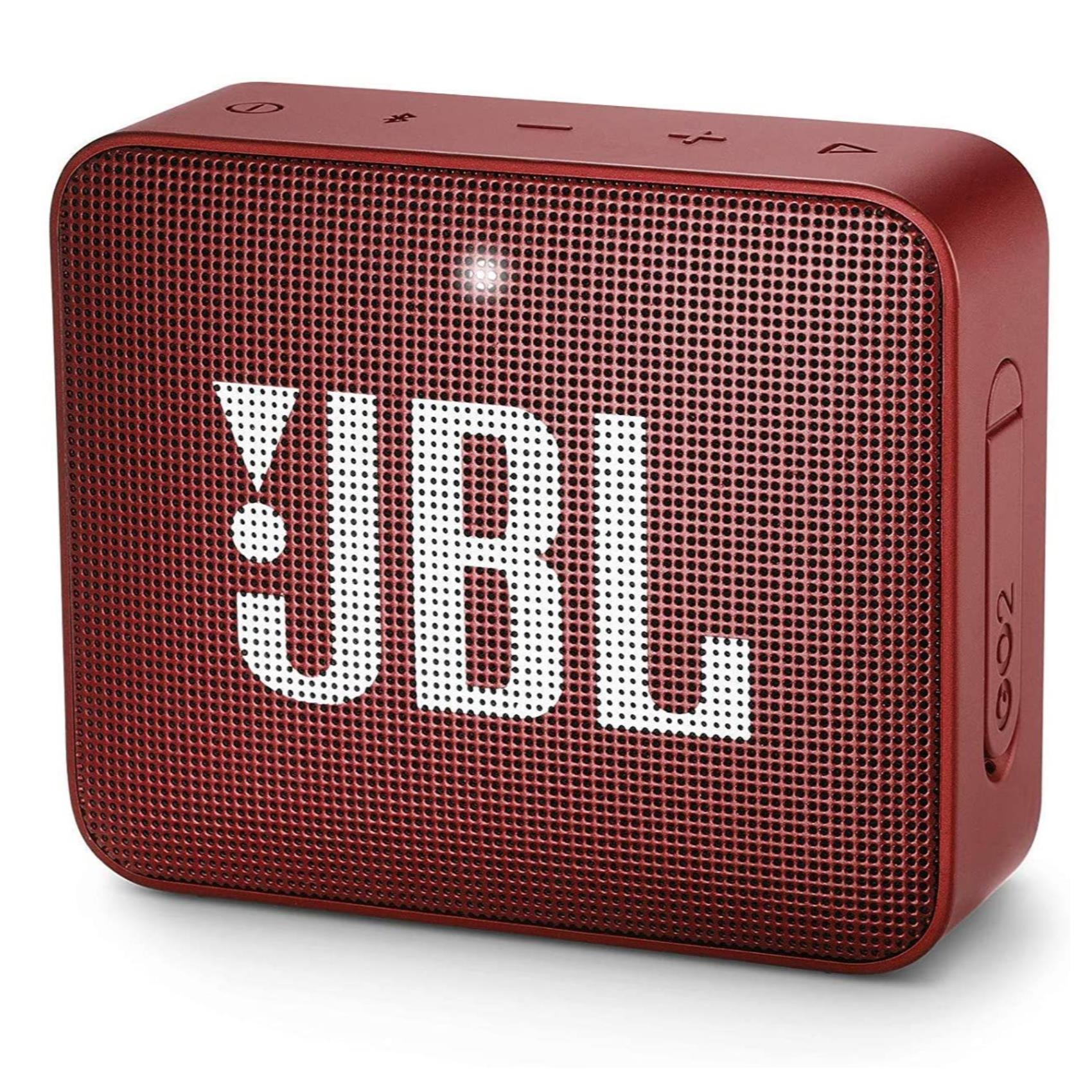 JBL SP GO 2 MIC/TEL IPX7 ROSSO GO2RED