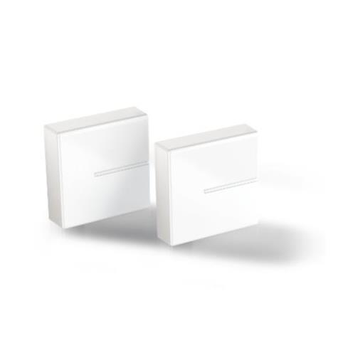 MELICONI GHOST CUBE COVER WHITE 480525BA