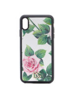 Cover per Iphone XS Max con stampa rose