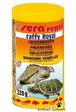 Sera raffy royal mangime per tartarughe pescetti interi 1000 ml