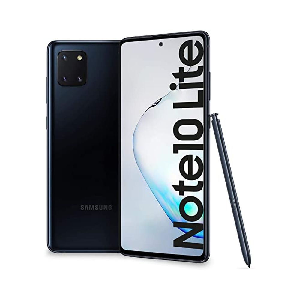 Samsung Galaxy Note 10 Lite N770 Dual Sim 128GB - Black EU