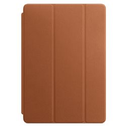 Leather Smart Cover for 10.5-inch iPad Pro - Saddle Brown - MPU92ZM/A