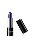 KIKO - Metal Lipstick - 10 Electric Purple