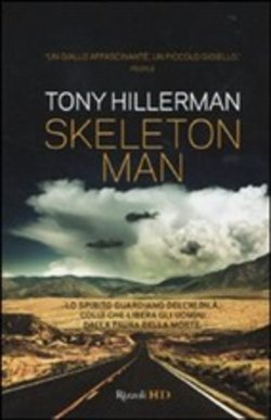 Skeleton man - Tony Hillerman