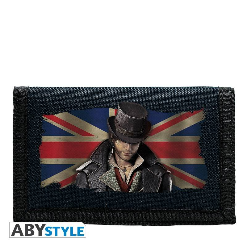 ASSASSIN S CREED - Wallet Jacob Union Jack navy