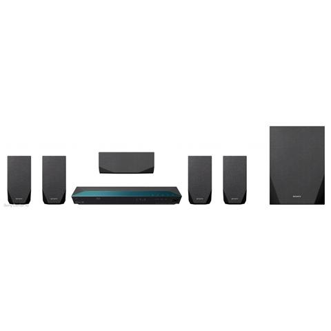 Home Theatre 3D BDV-E2100 Blu-ray Dolby 5.1 Potenza 1000 Watt Smart TV Wi-Fi Bluetooth DLNA