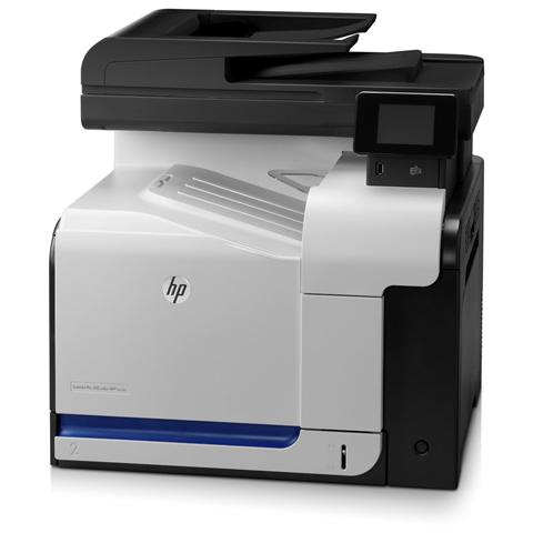 LaserJet Pro M570dw Stampante Multifunzione Stampa Copia Scansione Fax Laser A4 Colori 30 Ppm (B / N) 30 Ppm (Colore) Eprint Usb 2.0 Wireless Gigabit Ethernet
