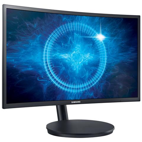 Monitor 23.5'' LED Curvo Gaming C24FG70 1920x1080 Full HD Tempo di Risposta 1 ms 144Hz