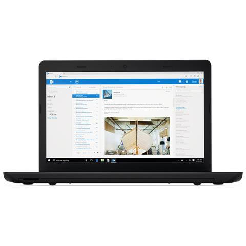 Notebook ThinkPad E570 Monitor 15.6'' Full HD Intel Core i7-7500U Ram 8GB SSD 256GB Nvidia GeForce GTX 950M 2GB 2xUSB 3.0 1xUSB 3.1 Windows 10 Pro