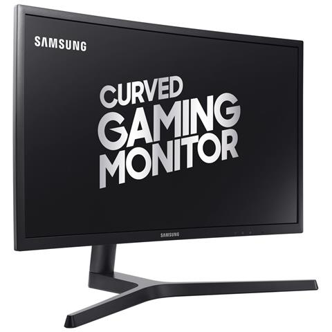 Monitor 23.5'' LED VA Curvo Gaming C24FG73 1920x1080 Full HD Tempo di Risposta 1 ms Quantum Dot Frequenza di Aggiornamento 144hz
