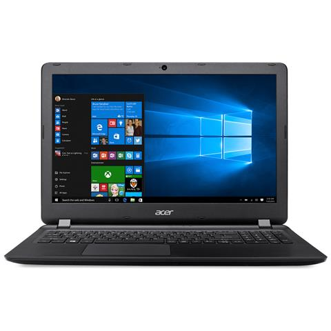 Notebook Aspire ES1-524-9194 Monitor 15.6'' HD AMD A9-9410 Ram 8GB SSD 128GB 1xUSB 3.0 Windows 10 Home