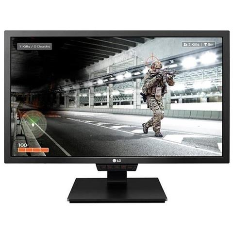 Monitor 24'' LED TN Gaming 24GM79G-B 1920x1080 Full HD Tempo di Risposta 1 ms Frequenza di Aggiornamento 144Hz