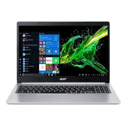 Notebook Aspire 5 A515-54G-7768 Monitor 15.6'' Full HD Intel Core i7-10510U Ram 16GB SSD 1TB Nvidia GeForce MX250 2GB 3x USB 3.2 Windows 10 Home