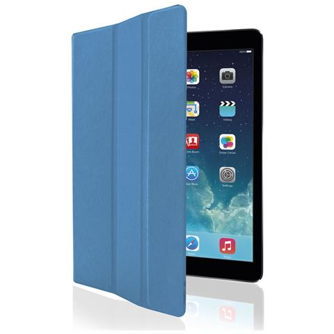 Phonix IPDAIR2A 9.7'' Custodia a libro Blu compatibile Apple iPad Air