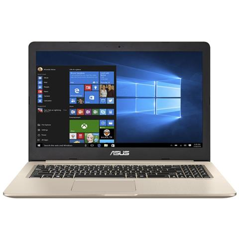 Notebook VivoBook Home N580GD-DM452T Monitor 15.6'' Full HD Intel Core i7-8750H Hexa Core Ram 16GB Hard Disk 512GB Nvidia GeForce GTX 1050 4GB 2xUSB 3.0 Windows 10 Pro