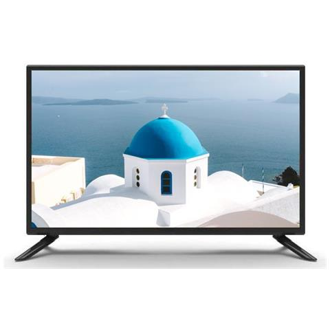 Tv Technema 24'' Te-2419sm Smart Android Wifi Led Tv Dvb-t2 / s2 / c Hevc H265 Dolby