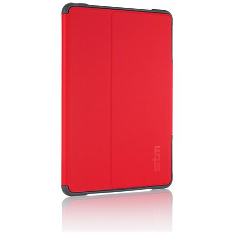 Dux 7.9'' Custodia a libro Rosso compatibile Apple iPad Mini