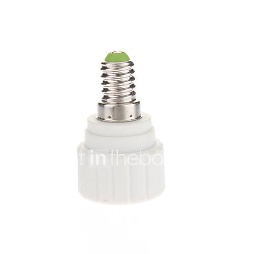 E14 a GU10 LED Lampadine Socket Adapter