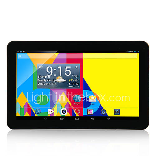 t11s 10.1 ''tablet wifi (Android 4.2, quad core, 16g rom, 1g ram, doppia fotocamera, hdmi)