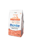 Monge Natural Superpremium All Breeds (salmone e riso) - Sacchetto da 2,5kg.